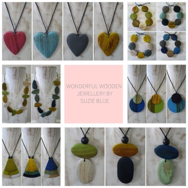 Ladies costume jewellery, pendants, ear rings, bracelets & more